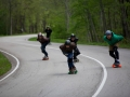 Longboarding Chill on the Hill 2014